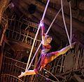 Krönum - Theater zum Essen - Akrobatik.JPG