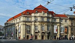 Kraków Philharmonic - Image: Krakow Philharmonic Hall, 1 Zwierzyniecka street, Krakow, Poland