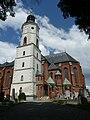 Kravaře, kostel svatého Bartoloměje.JPG