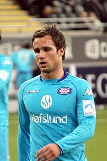 Kristofer Hæstad Norwegian footballer
