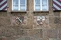 Kronach - Wappen Bamberger Tor.jpg