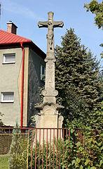 Cross in Fryštát (Svatopluka Čecha)