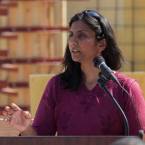 Socialist Alternative (United States) - Socialist Alternative's Seattle City Council Member Kshama Sawant