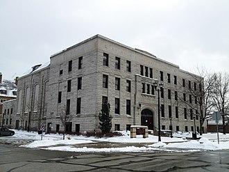 Baldwin Wallace Conservatory of Music - Kulas Hall opened in 1912