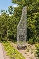 Kunstwerk van Kees Bierman. Locatie, Tuinen Mien Ruys 02.jpg