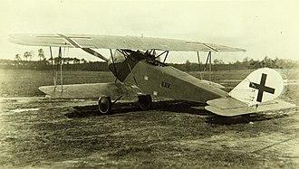 LFG Roland D.XV - LFG Roland D.XV third prototype