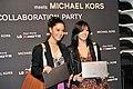 LG 엑스노트 마이클 코어스 에디션 론칭 행사에 참석한 이성민(클라라), 전예서.jpg