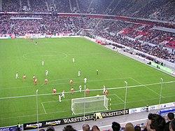 LTU arena - Warsteiner