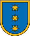 Coat of arms of Stopiņi Municipality