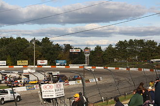 West Salem, Wisconsin - La Crosse Fairgrounds Speedway