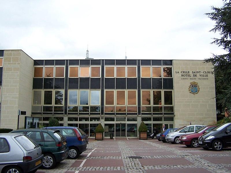 Mairie de La Celle-Saint-Cloud (Yvelines, France)
