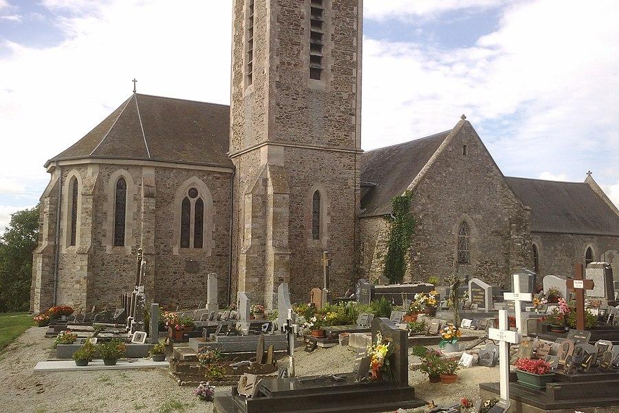 Église de La Feuillie
