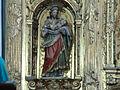 La Pedraja de Portillo retablo mayor detalle san Jose ni.JPG