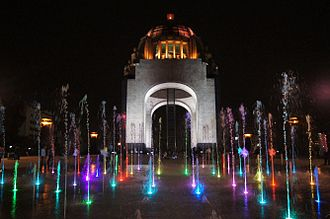 The Amazing Race 28 - The 28th season of The Amazing Race started filming on November 15, 2015, where Phil greeted teams at their first destination, the Monumento a la Revolución in Mexico City.
