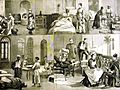 Lady Strangfords Hospital Cairo 1882.JPG