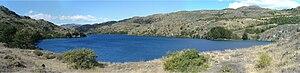 Cochrane/Pueyrredón Lake - Image: Lago Cochrane