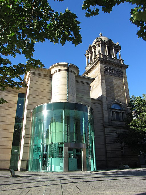 Laing Art Gallery, Newcastle