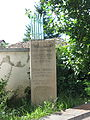 Lajkovac, Spomenik palima za otadžbinu, 01.jpg