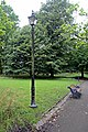Lamp and Bench, Sefton Park, Liverpool (geograph 3147393).jpg