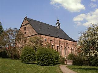 Lamspringe Abbey monastery