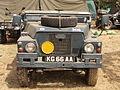 Land Rover RAF, licence registration 'KG 66 AA' pic1.JPG