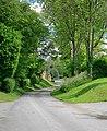 Lane through Chilcomb - geograph.org.uk - 436334.jpg