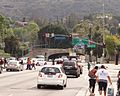 Lankershim blvd at hollywood fwy.jpg