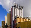 Lantmännens siloanläggning Västerås September 2014 01.jpg