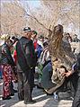 Larbre sacré du mausolée de Bakhaouddin Nakhchbandi (Boukhara, Ouzbékistan) (5699265877).jpg