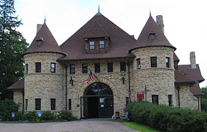 Larz Anderson Auto Museum - Carriage House