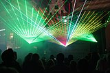 Lasershow Rostocker Lichtwoche 1.JPG