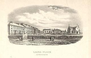 Laura Place, Aberystwyth