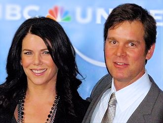 Peter Krause - Graham and Krause in February 2008