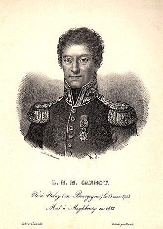 Lazare Carnot - Image: Lazare Nicolas Marguerite Carnot 00