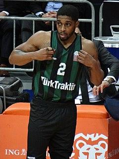Lazeric Jones American basketball player
