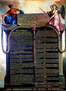 D claration des droits de l 39 homme et du citoyen de 1789 wikip dia - Droits des proprietaires et des locataires ...