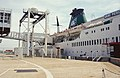 Le Havre Saint Patrick II at the terminal 1996 08 08.jpg