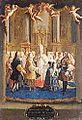 Le Mariage de Louis XV et de Marie Lecszinka dans la chapelle de Fontainebleau le 5 septembre 1725, Anon.jpg