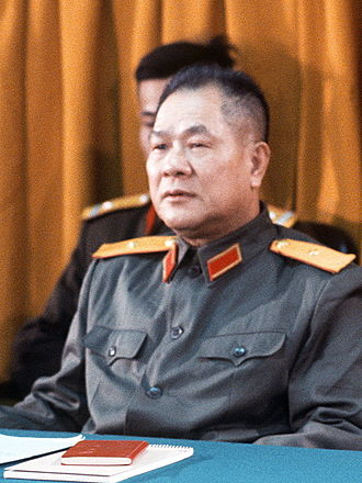 1st Corps (Vietnam People's Army) - Major General Lê Quang Hòa, the first committee secretary of the 1st Corps.