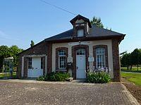 Le Tilleul-Lambert (Eure, Fr) mairie.JPG