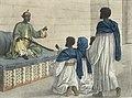 Le roi de Sennâr donnant audience à ses ministres.jpg
