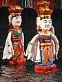 Le théâtre de marionnettes sur leau Thang Long (Hanoi) (4353791388).jpg