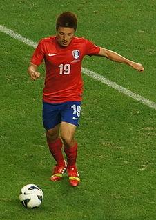 Lee Myung-joo South Korean footballer