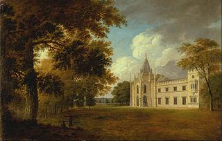 Lee Priory, Kent