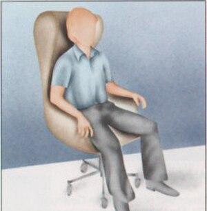 Victor Skumin - Sitting meditation posture
