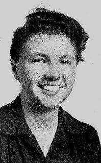 Leigh Brackett American novelist and screenwriter