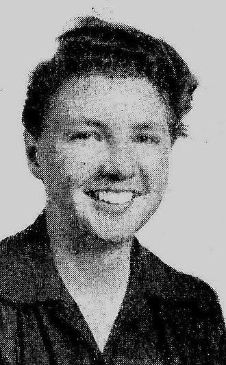 Leigh Brackett - Image: Leigh Brackett 1941