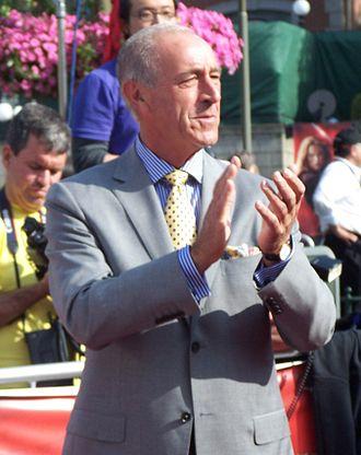 Len Goodman - Goodman in 2007