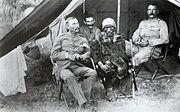 Lenana was the Chief Medicine-Man of the Maasai circa 1890. Pt Lenana was named after him by Halford Mackinder. Lenana was the son of Batian who was the previous Chief Medicine-Man.