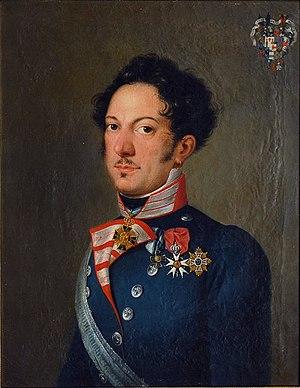 Leonhard von Hohenhausen - Leonhard von Hohenhausen